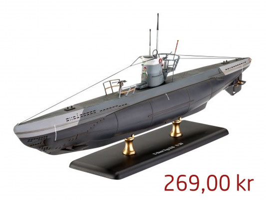 Revell Model Set German Submarine ,Art.65155