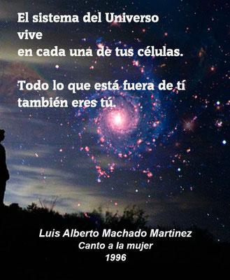 1996 Canto a la mujer Luis Alberto Machado