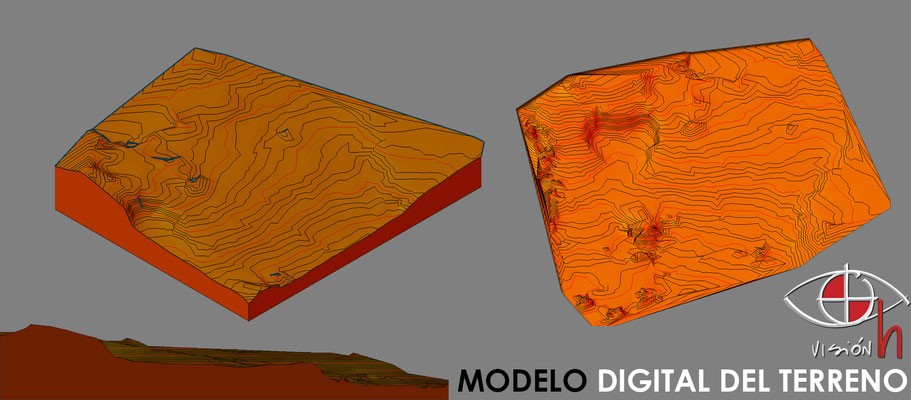 MODELO DIGITAL DEL TERRENO
