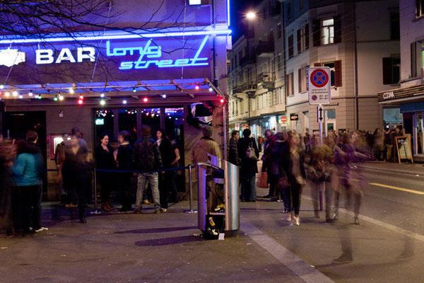 Longstreet Restaurant Bar
