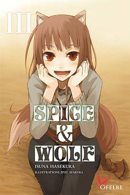 Roman fantasy Spice & Wolf n3