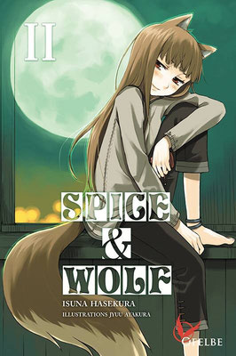 Roman fantasy Spice & Wolf n2