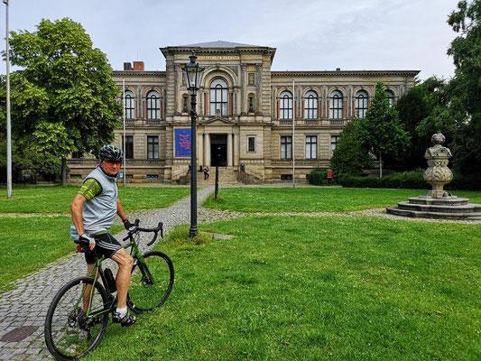 Herzog August Bibliothek am Lessingplatz