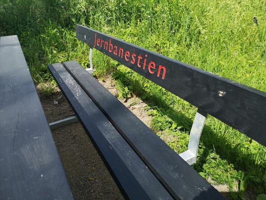 Bahntrasse Rödby