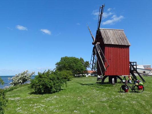 Bockwindmühle auf Oland