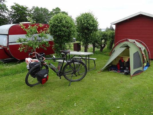 Camping Binderup Strand
