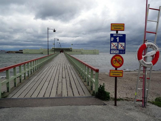 Badestrand in Malmö