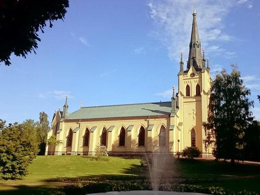 Kirche Oskarshamn