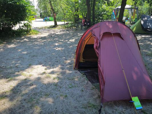 Camping an der Elbe (ElbeCamp Camping)
