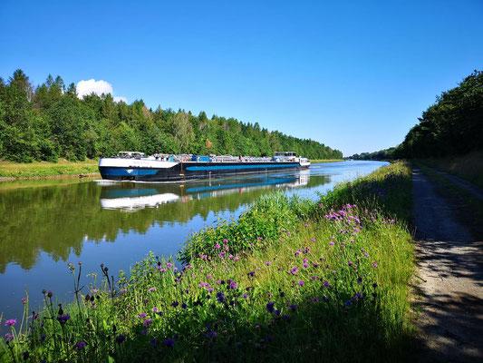 Impressionen vom  Elbe - Seitenkanal
