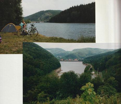 Camping am Sösestausee