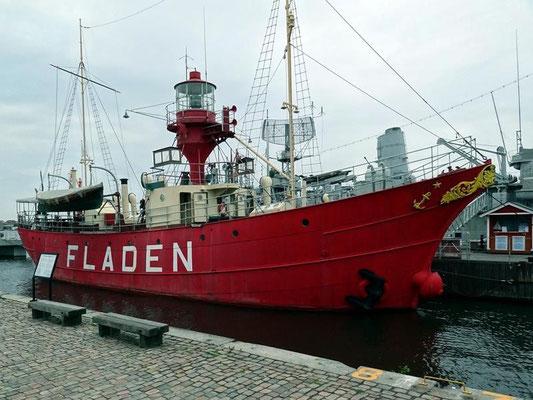 Museeumsschiff Fladen