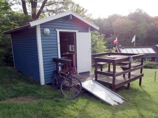 meine Hütte bei Karlskrona