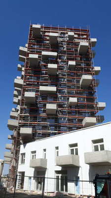 Wohnhausanlage Omega Seestadt - Sämtliche Trockenbauarbeiten