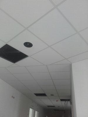 Hygiene Decke - Ärztezentrum Flughafen