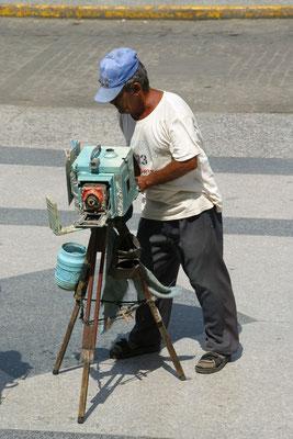 Fotograf in Havanna-Sylvia Mönnich