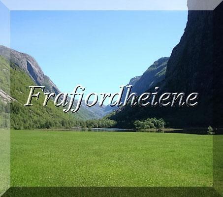 Frafjordheiene