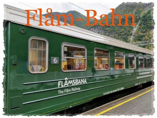 Flåm-Bahn