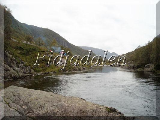 Fidjadalen
