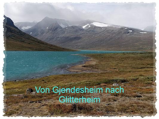 Von Gjendesheim nach Glitterheim
