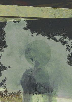Barbara Klampfl - ohne Titel