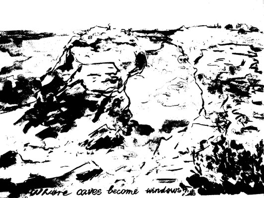Radostina Kostadinova - Where Caves Become Windows