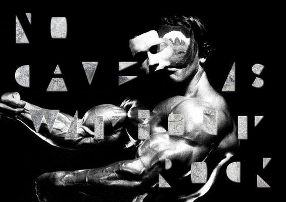 Rafael Lippuner - cave man, rock man
