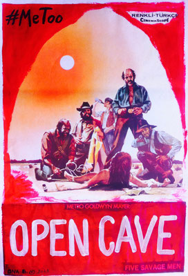 Ona  B. - Open the Cage in Open Cave