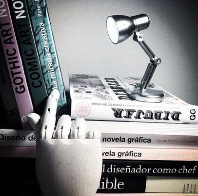Participación concurso #instalibrosgg. Editorial Gustavo Gili.