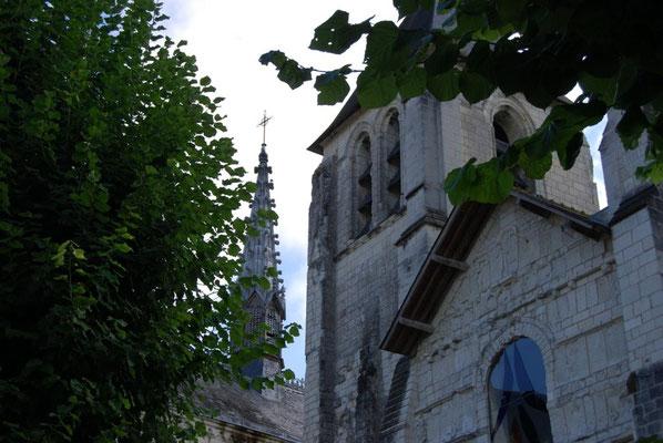 Collégiale Saint Mexme