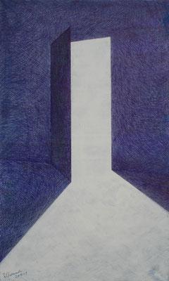 90cmx55cm material paper acrylic paints