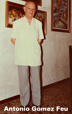 ANTONIO GOMEZ FEU