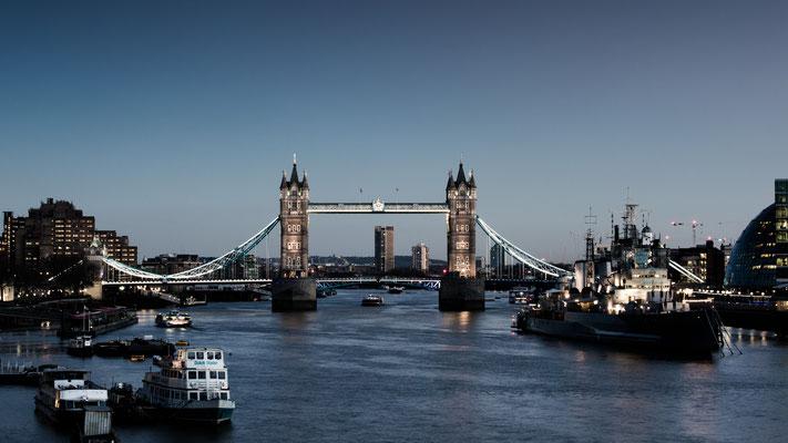 John de Terville – Tower Bridge