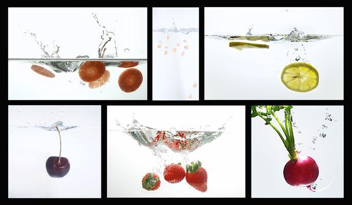 Reinhold Pfeufer - Zusammenstellung Obst