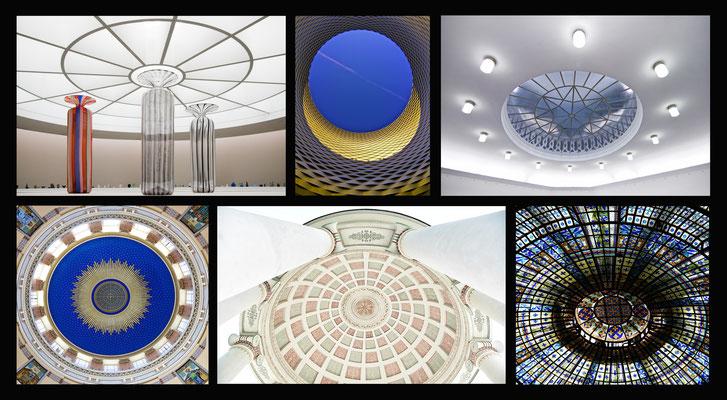 Reinhold Pfeufer - Zusammenstellung Kuppel