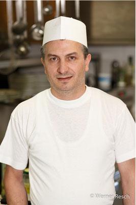 Giovanni De Marco Chefkoch Bistro Monti