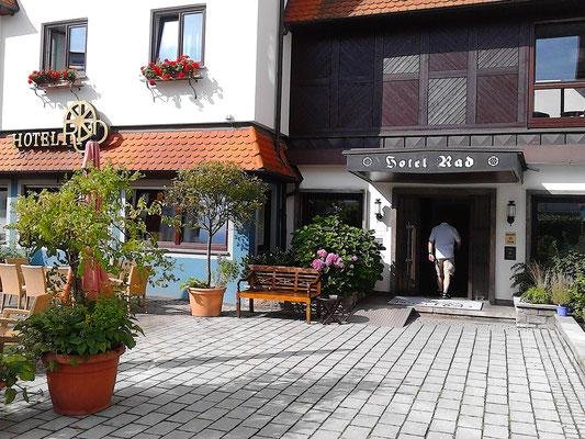 Hotel Rad in Tettnang