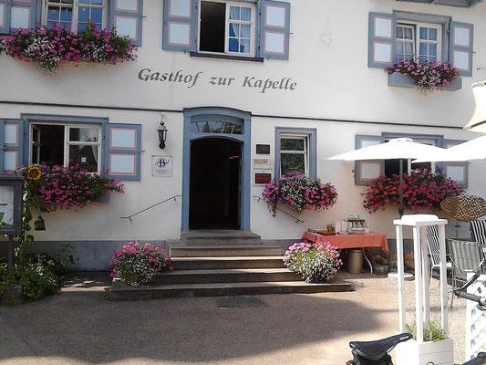 Mittagessen in Nonnenhorn