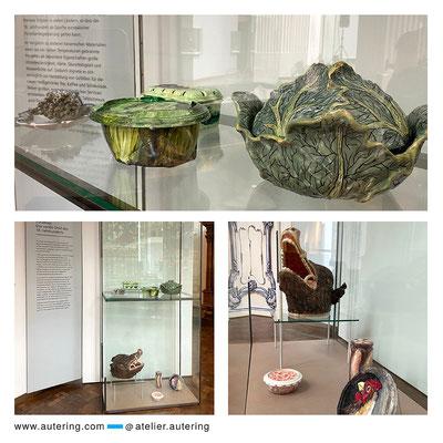 FAST FOOD, Intervention Museum für Kunst und Kulturgeschichte MKK;  Künstler Thomas Autering, Atelier Dortmund
