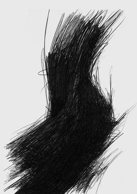 Grafit Zeichnung 9 Thomas Autering