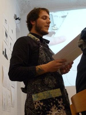 Ausstellung EINTOPF 12, Silvia Liebig, Thomas Autering, blam! Produzentengalerie