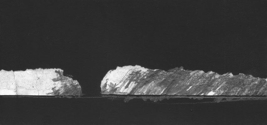 Serie SMALL ISLANDS 4, Mischtechnik, Thomas Autering
