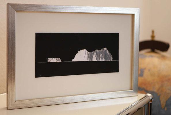 Serie SMALL ISLANDS Foto, Mischtechnik, Thomas Autering