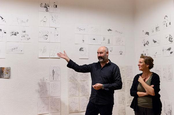 Ausstellung KÜCHENBESUCHE 4, Silvia Liebig, Thomas Autering, blam! Produzentengalerie
