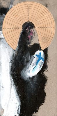 Serie CORONA 4, Mischtechnik, Thomas Autering