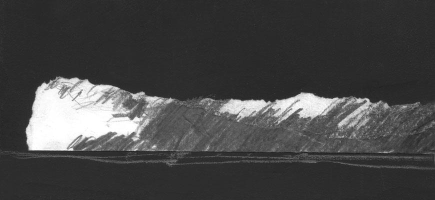 Serie SMALL ISLANDS 7, Mischtechnik, Thomas Autering