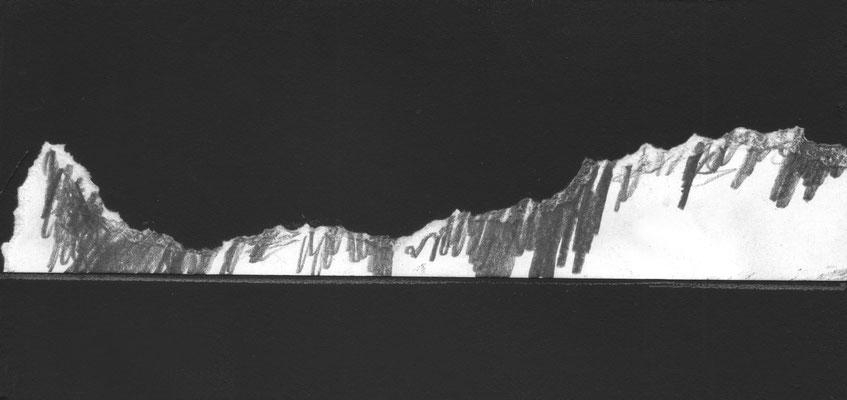 Serie SMALL ISLANDS 15, Mischtechnik, Thomas Autering