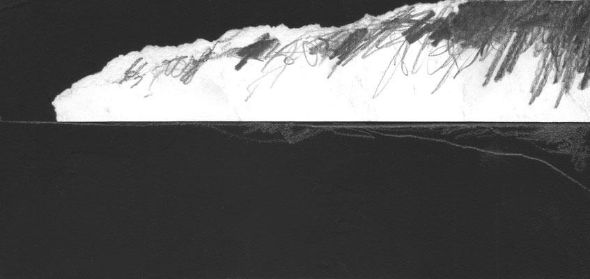 Serie SMALL ISLANDS 11, Mischtechnik, Thomas Autering