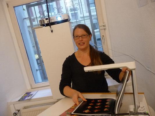 Ausstellung EINTOPF 6 Silvia Liebig, Thomas Autering, blam! Produzentengalerie