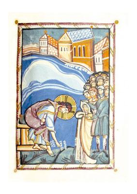 Hiltda-Codex, Meschede, Evangeliar um 1000-1020
